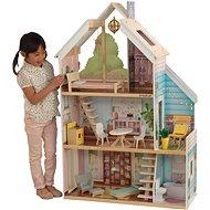 Domeček Zoey - Domeček pro panenky