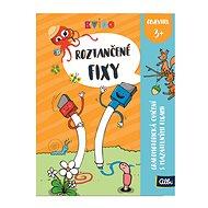 Kvído - Roztančené fixy 3+ - Vědomostní hra