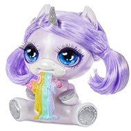 Poopsie Q.T. Jednorožec - Fifi Frazzled (fialový) - Figurka