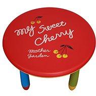 Dětský plastový stůl v hravém barevném provedení - Dětský stůl