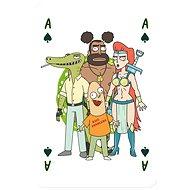 Waddingtons No. 1 Rick & Morty - Karetní hra