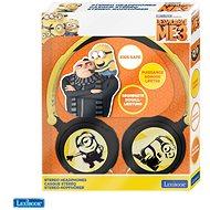 Lexibook Mimoni Stereo sluchátka - Sluchátka