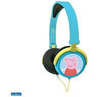 Peppa Pig Stereo Sluchátka s bezpečnou hlasitostí pro děti - Sluchátka