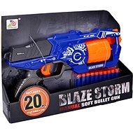 Pistole 30 cm, 20 nábojů - Dětská pistole