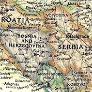 Svět politický XXL EXECUTIVE 193x296cm, lamino tapeta nástěnná mapa EN - Mapa