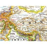 Svět politický Classic 77x111cm, lamino plastové lišty nástěnná mapa - Mapa