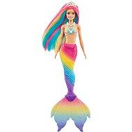 Barbie Duhová Mořská panna - Panenky