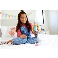 Barbie Modelka - Malibu top a legíny - Panenky