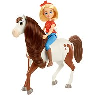 Spirit Panenka a kůň - Panenka