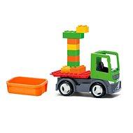 Efko Multigo 1+2 Stavební deska + Kostky - Auto