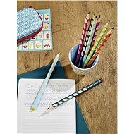 STABILO EASYgraph R Pastel Edition HB zelená, 2ks Blistr - Grafitová tužka
