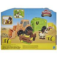 Play-Doh Traktor - Modelovací hmota