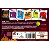 Výbušná koťátka: Párty karty - Karetní hra