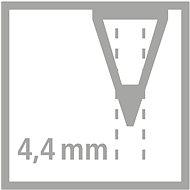 STABILO CarbOthello 60 ks kovové pouzdro - Pastelky