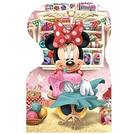 Minnie a Daisy v létě 4x54 Puzzle - Puzzle