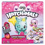 Hatchimals Hra pro nejmenší - Desková hra