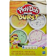 Play-Doh Barevné balení modelíny - ice cream pack - Kreativní sada