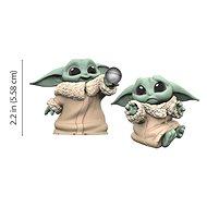 Star Wars Baby Yoda figurka 2balení C - Figurka