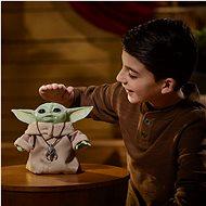 Star Wars Baby Yoda figurka  - Animatronic Force Friend - Figurka