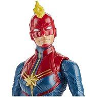 Avengers Titan Hero Figure Captain Marvel - Figurka