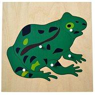 Puzzle - žába - Puzzle
