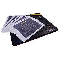 Magnetická tabulka Magpad - Černá - BIG 714 kuliček - Tabule