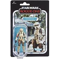 Star Wars sběratelská řada Vintage voják Prvního řádu Scarif - Figurka