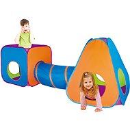 Stany propojené tunelem - Dětský stan
