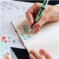 Sheaffer Calligraphy, PP, hrot M, černá - Plnicí pero