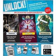 Unlock CZ - Rodinná hra