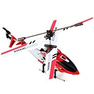 Syma S107G červená - Vrtulník na dálkové ovládání