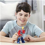 Transformers Cyberverse válečník Optimus Prime - Figurka
