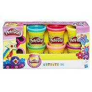 Play-Doh Třpytivá sada 6ks  - Kreativní hračka
