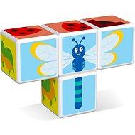 Geomag Magicube Hmyz - Magnetická stavebnice