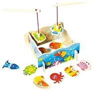 Magnetické akvárium - Didaktická hračka