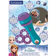 Lexibook Frozen Baterka s projektorem - Noční světlo
