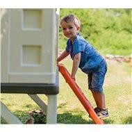 Smoby Domeček na pilířích se skluzavkou - Příslušenství na dětské hřiště