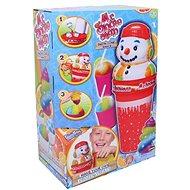 Tvorba ledové tříště - Sněhulák - Dětské nádobí