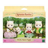 Sylvanian Families Rodina alpaky - Figurky