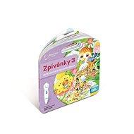 Kouzelné čtení - Zpívánky 3 - Kniha pro děti