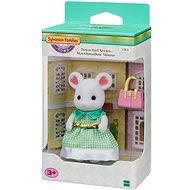 Sylvanian Families Město - slečna Marshmallow myška - Figurka