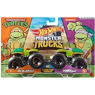 Hot Wheels Monster trucks demoliční duo - Auto
