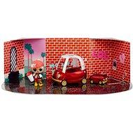 L.O.L. Nábytek s panenkou - Cozy Coupe & M.C. Swag - Doplněk pro panenky