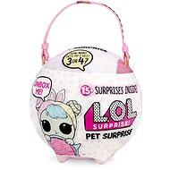 L.O.L. Surprise Biggie Pets Velké zvířátko - Králíček - Figurky