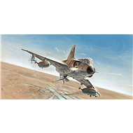 Model Kit letadlo 2505 - Mirage Iii - Model letadla