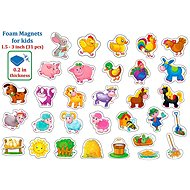 Pěnové magnety Domácí zvířátka - Magnet