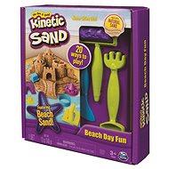 Kinetic Sand Plážová hrací sada s nářadím - Kinetický písek