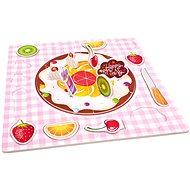 Bino Puzzle ovocný koláč - Vkládačka