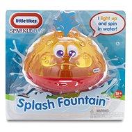 Little Tikes Svítící fontánka - žlutá - Hračka do vody
