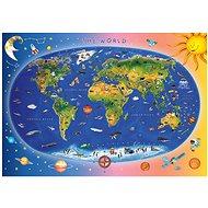 Dětská mapa   - Puzzle